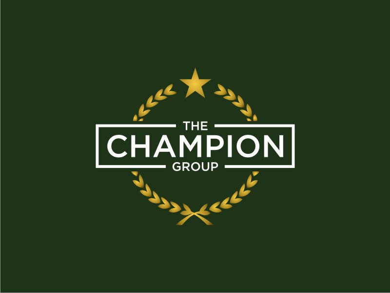 The Champion Group logo design by Adundas