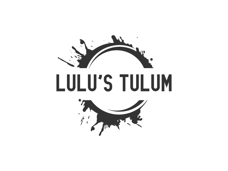 Lulu's Tulum logo design by drifelm