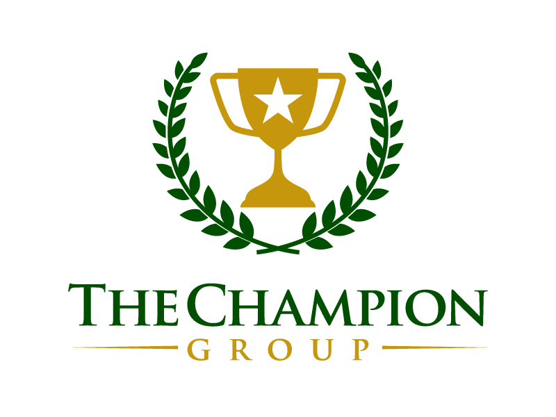 The Champion Group logo design by jaize