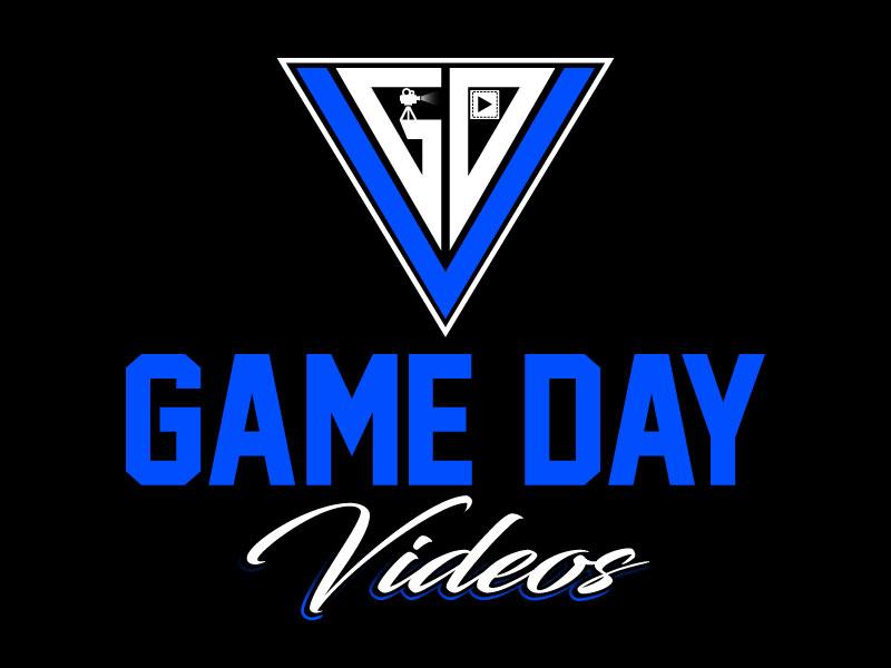 Game Day Videos logo design by Suvendu