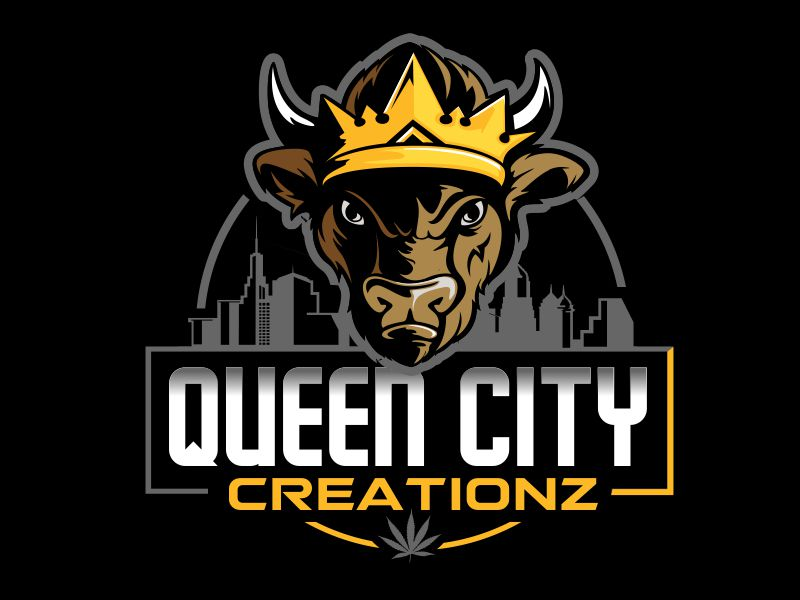 Queen City Creationz logo design by veron