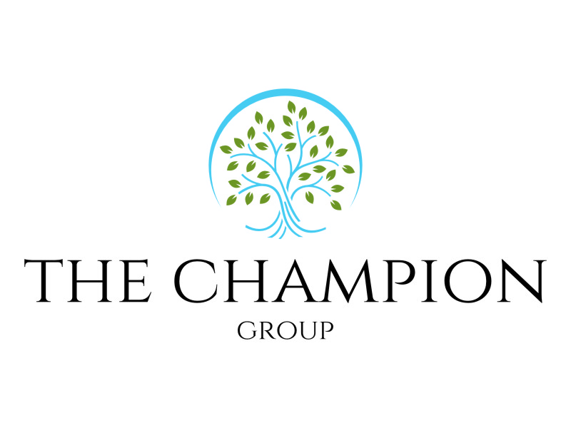 The Champion Group logo design by jetzu