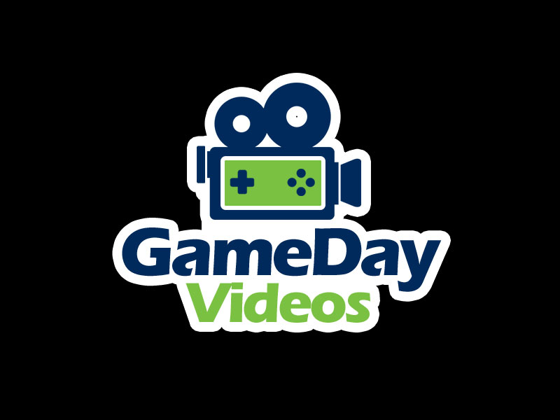 Game Day Videos logo design by kunejo