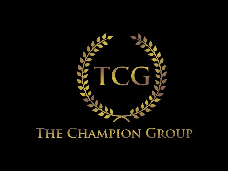The Champion Group logo design by Greenlight