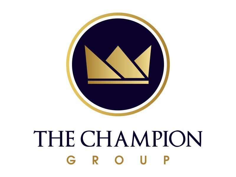 The Champion Group logo design by JessicaLopes