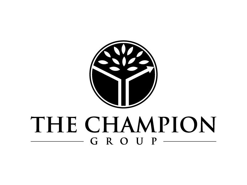 The Champion Group logo design by MUSANG
