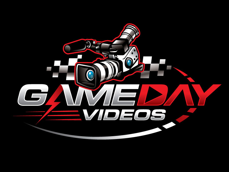 Game Day Videos logo design by REDCROW