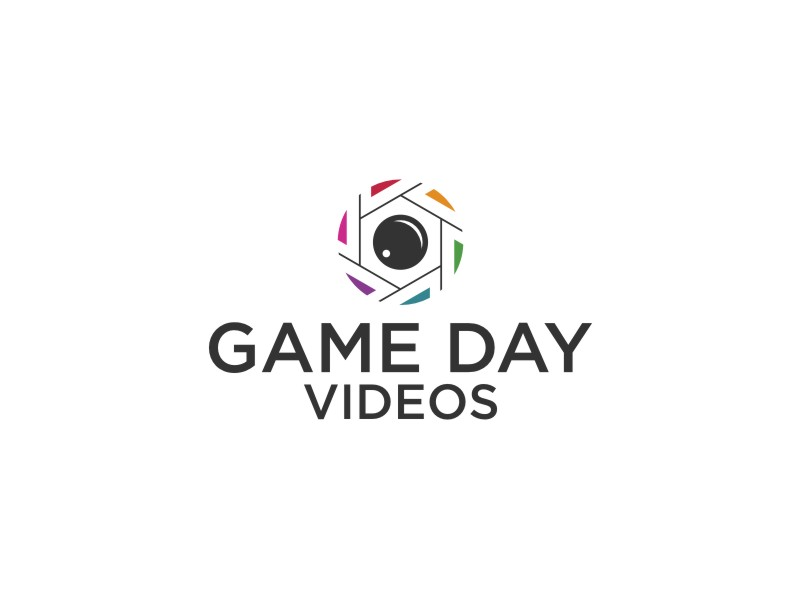 Game Day Videos logo design by bombers
