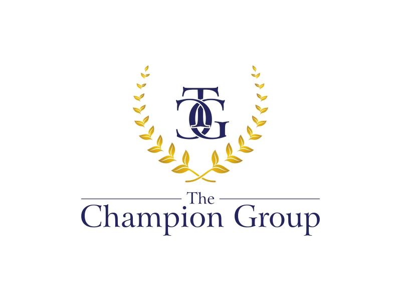 The Champion Group logo design by ekitessar