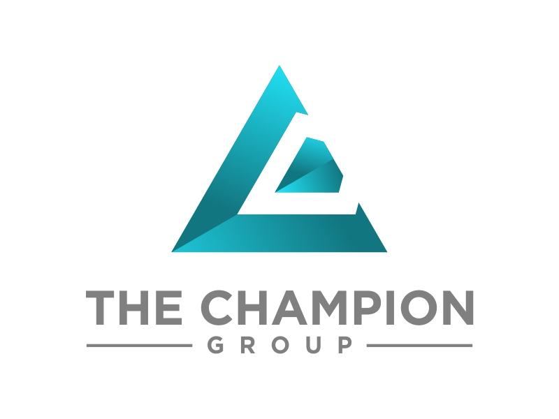 The Champion Group logo design by excelentlogo