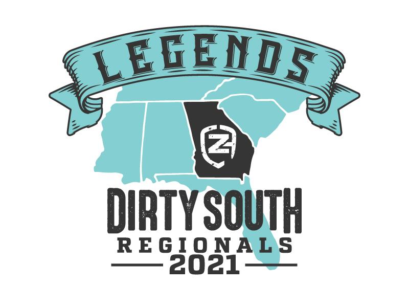 Legends SE Regionals 2021 Logo Design