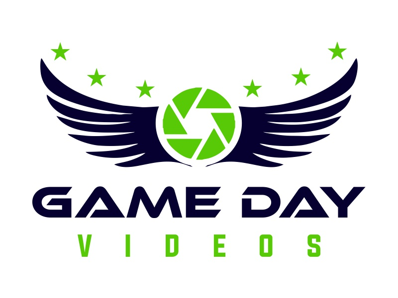 Game Day Videos logo design by JessicaLopes