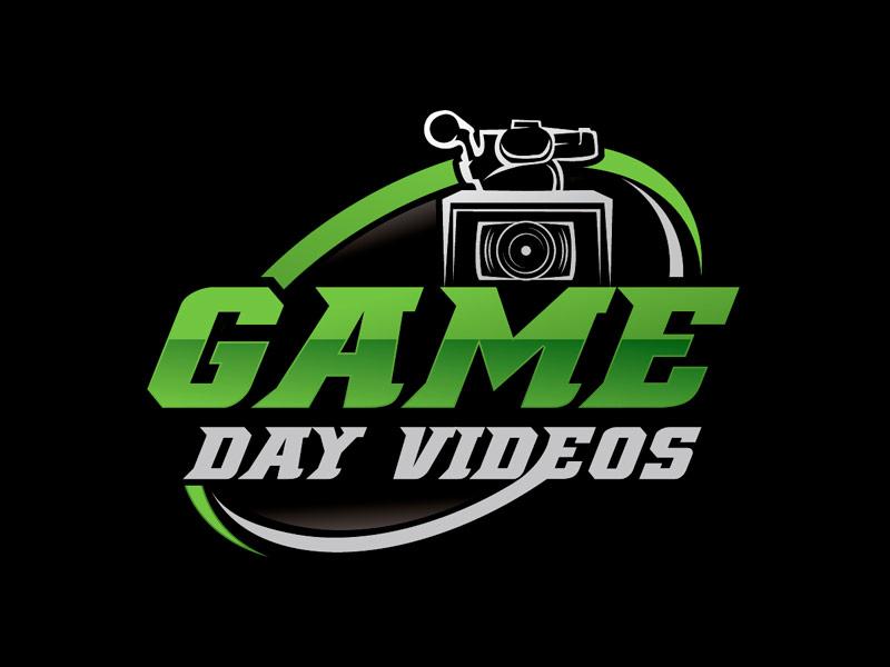 Game Day Videos logo design by gogo