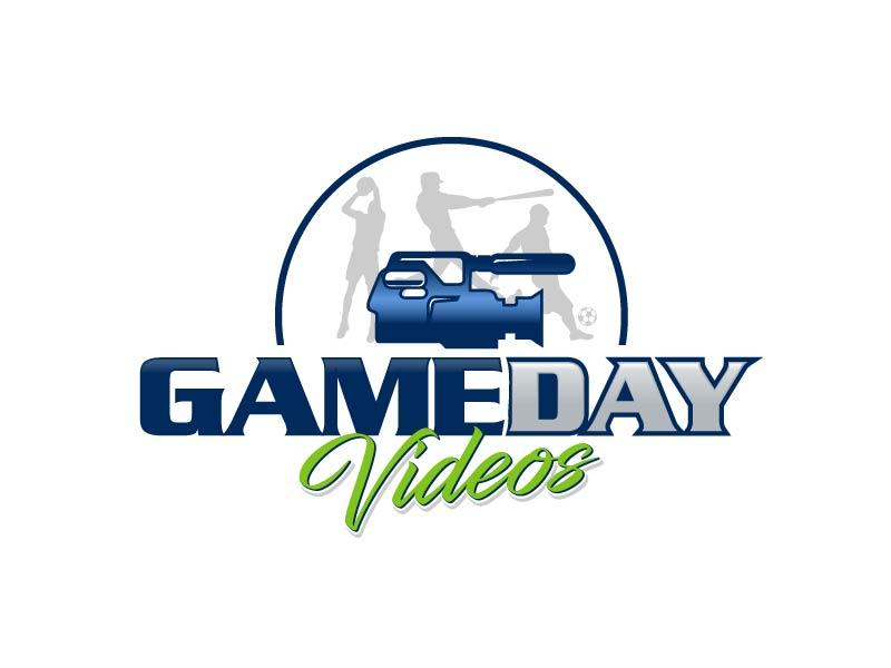 Game Day Videos logo design by axel182