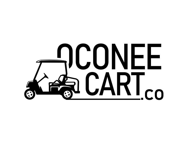 Oconee Cart Co. logo design by veron