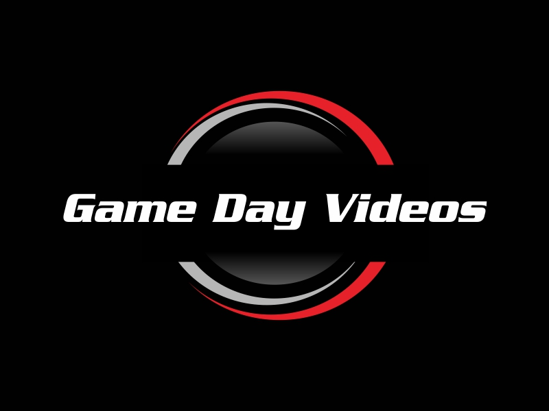 Game Day Videos logo design by Greenlight