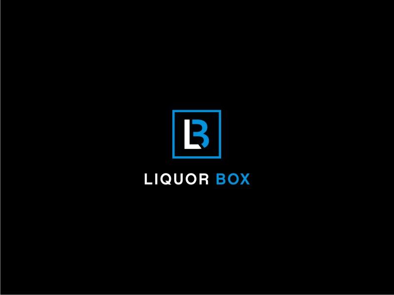 Liquor Box logo design by andayani*