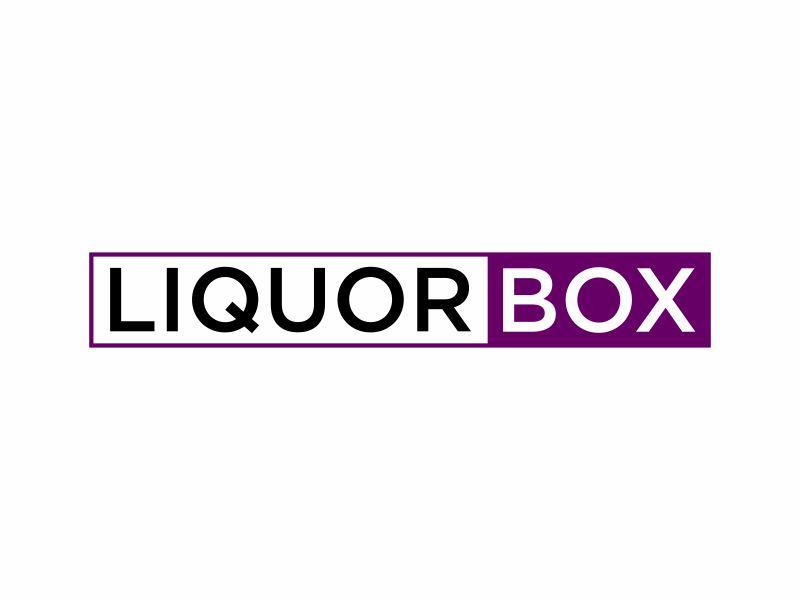 Liquor Box logo design by Franky.