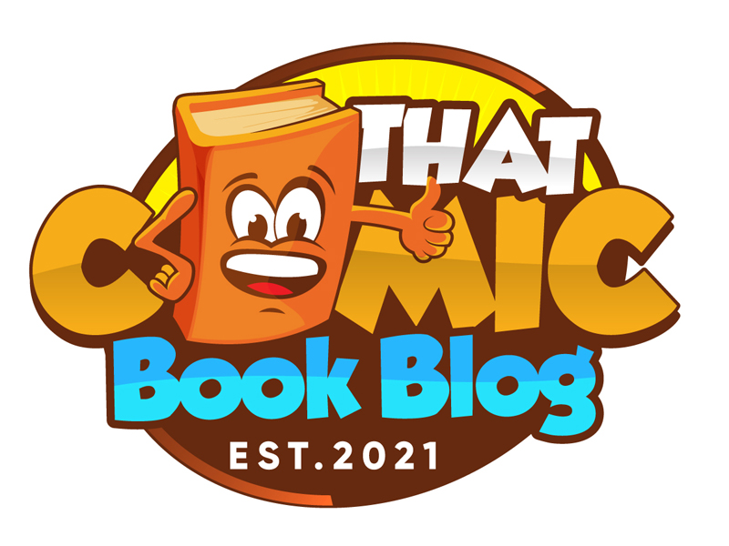 That Comic Book Blog logo design by DreamLogoDesign