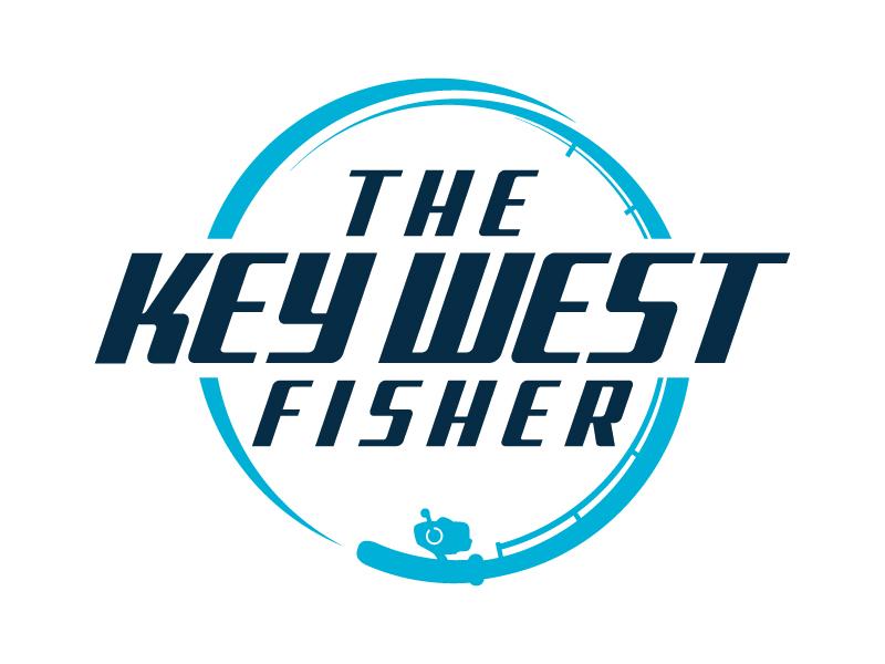 The Key West Fisher logo design by daywalker