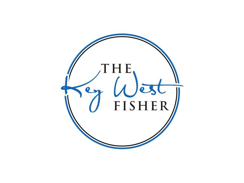 The Key West Fisher logo design by johana