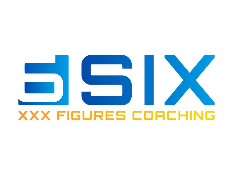 SIX,XXX FIGURES COACHING logo design by gateout