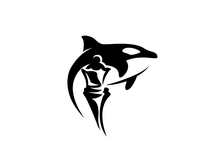 Orca Logo Design