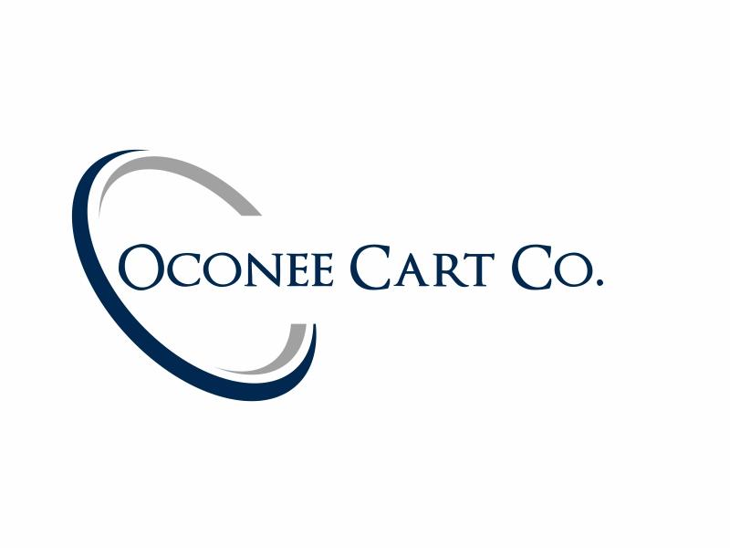 Oconee Cart Co. logo design by Greenlight