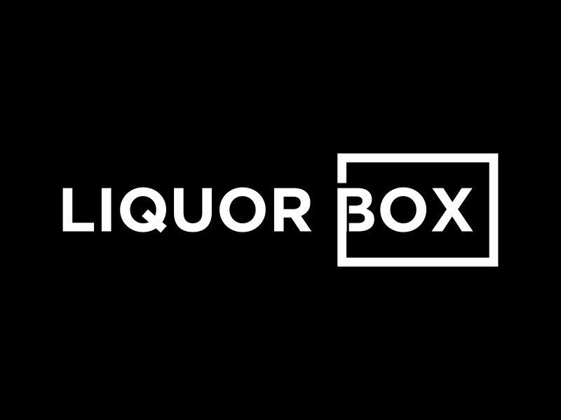 Liquor Box logo design by josephira