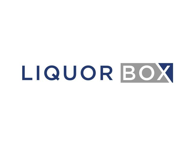 Liquor Box logo design by Arto moro