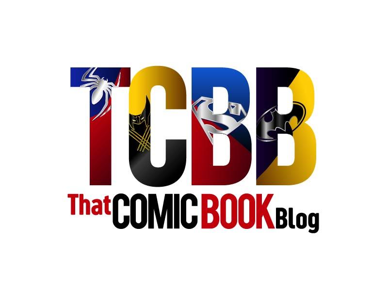 That Comic Book Blog logo design by axel182