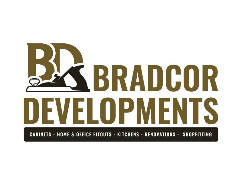 Bradcor Developments logo design by aryamaity