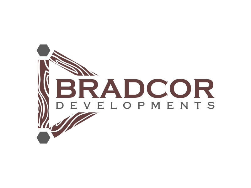 Bradcor Developments logo design by ekitessar