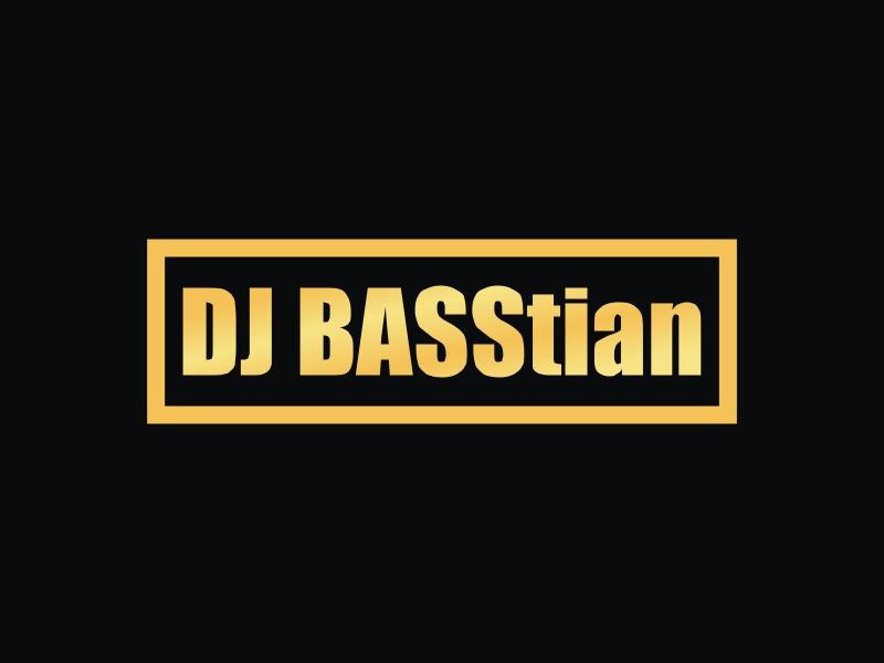DJ BASStian logo design by Greenlight