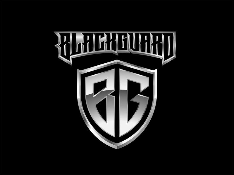 Blackguard Logo Design