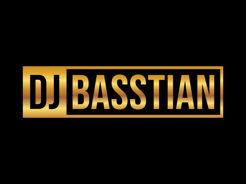 DJ BASStian logo design by Franky.