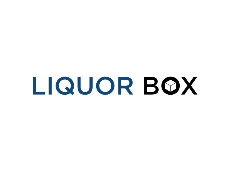 Liquor Box logo design by Diponegoro_