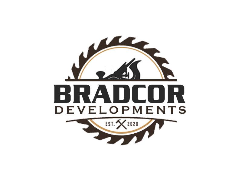 Bradcor Developments logo design by kunejo