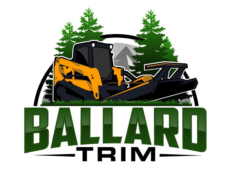 Ballard Trim Logo Design