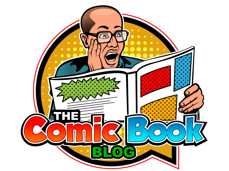 That Comic Book Blog logo design by Suvendu