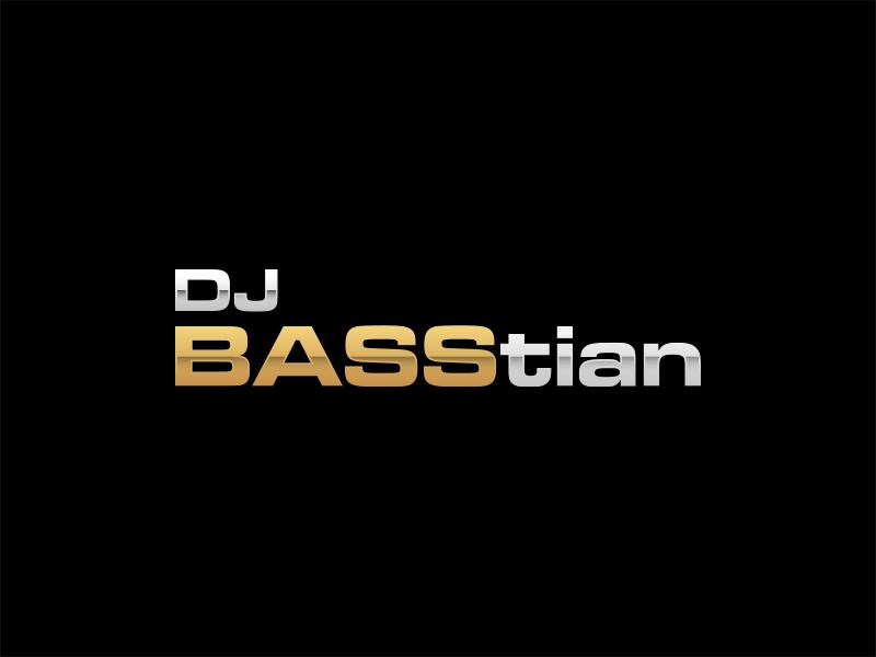 DJ BASStian logo design by lexipej