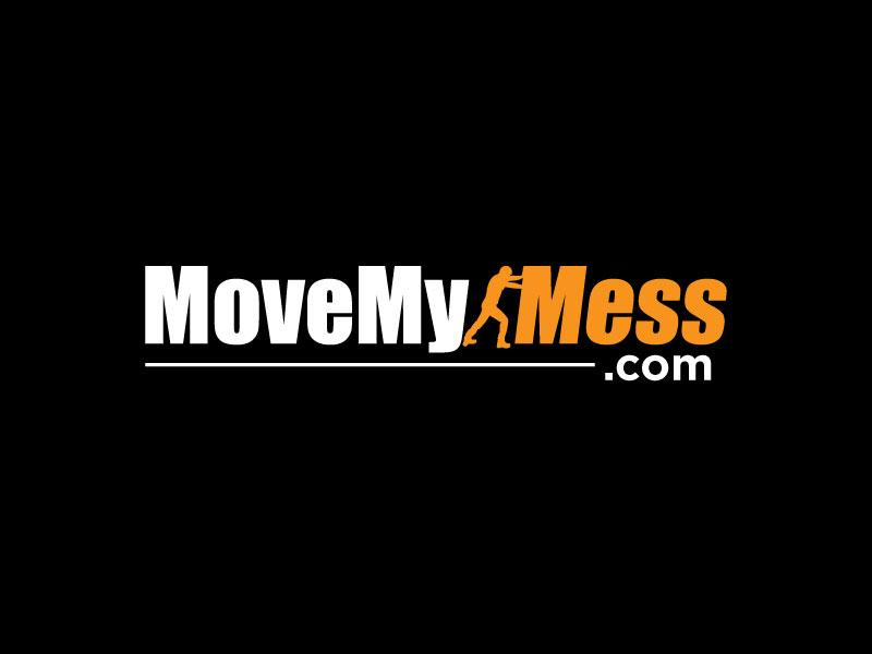 MoveMyMess.com logo design by torresace