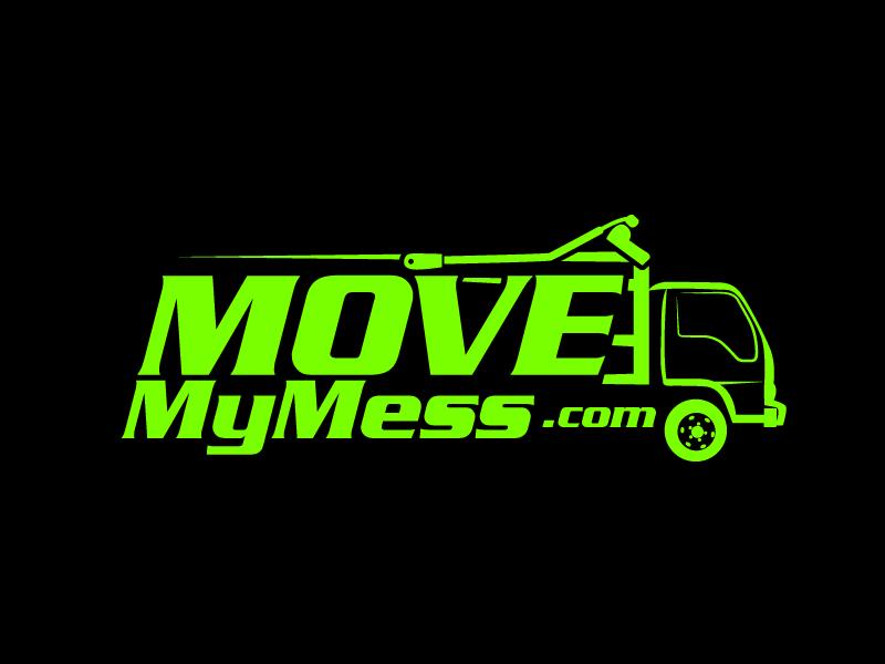 MoveMyMess.com logo design by uttam