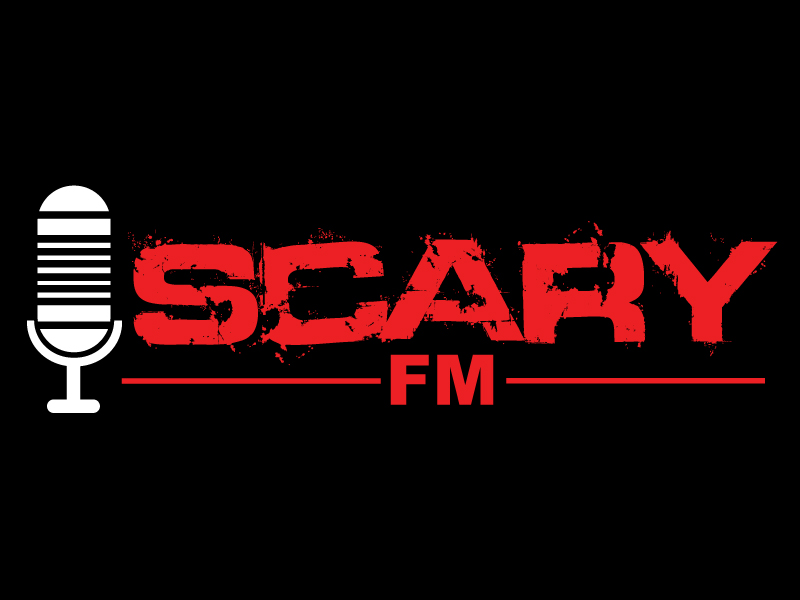 Scary FM logo design by ElonStark