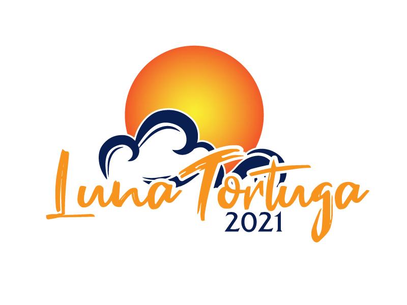 LunaTortuga 2021 logo design by ElonStark