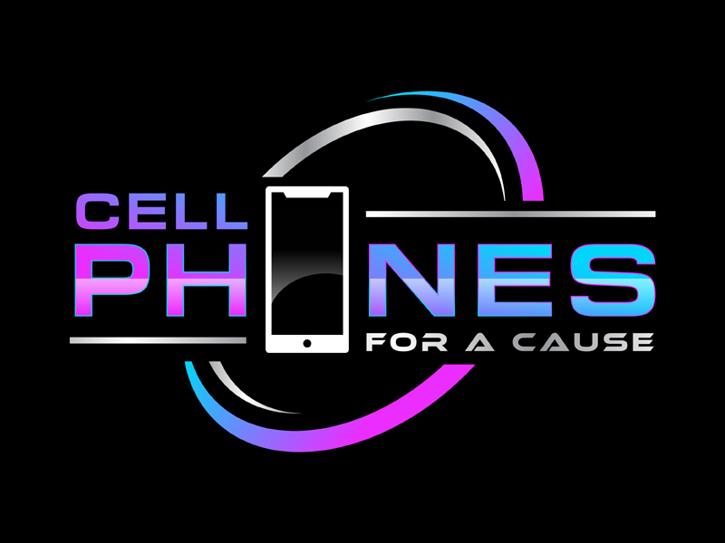 Cellphones For A Cause logo design by MAXR