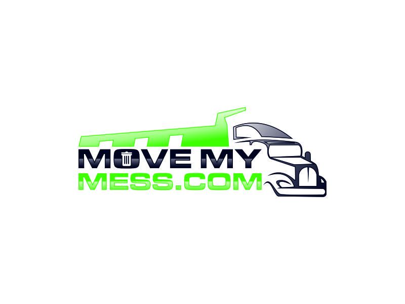 MoveMyMess.com logo design by Diponegoro_