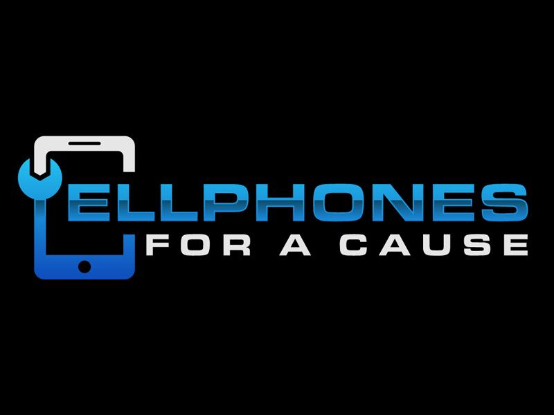 Cellphones For A Cause logo design by DreamLogoDesign