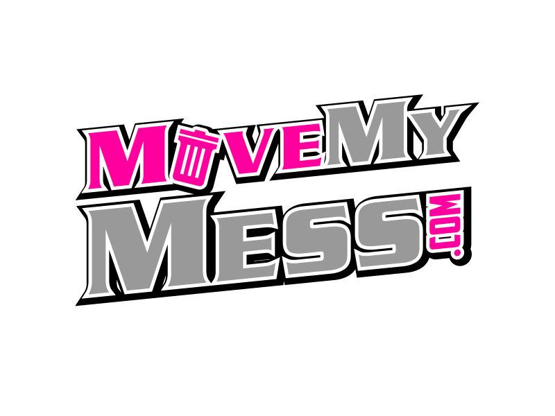 MoveMyMess.com logo design by aura
