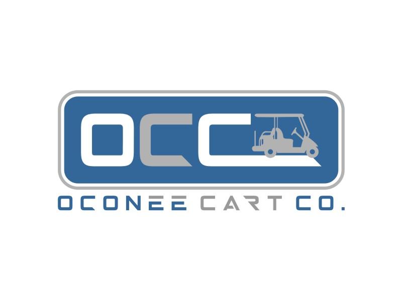 Oconee Cart Co. logo design by Arto moro